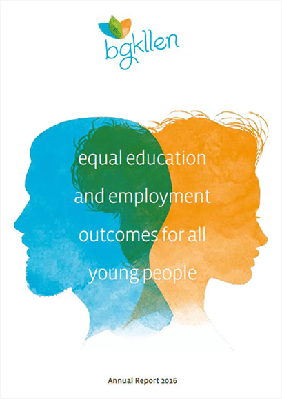 The Bayside Glen Eira Kingston Local Learning And Employment Network (BGKLLEN) Annual Report 2016