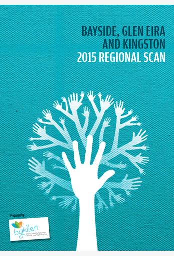 Regional Scan Executive Summary 2015
