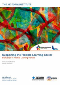 Supporting the flexible learning sector