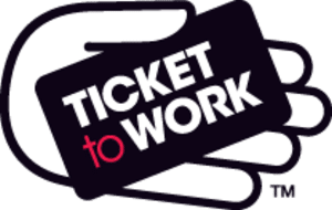 The Ticket To Work program improves the education and employment outcomes for young people with a disability