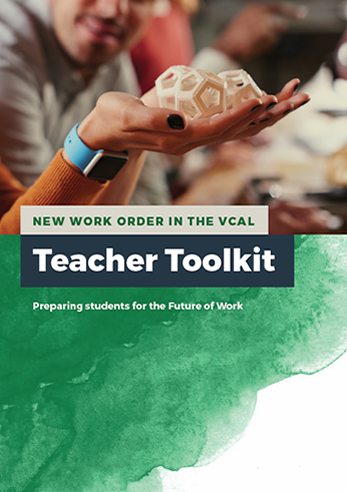 New Work Order VCAL Teacher Toolkit
