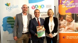 Minister for Education, FYA and BGKLLEN