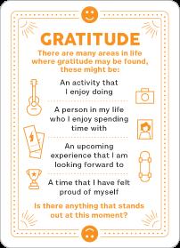 Gratitude Anxiety Management